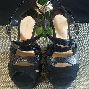Gianni Bini Wedge Heels